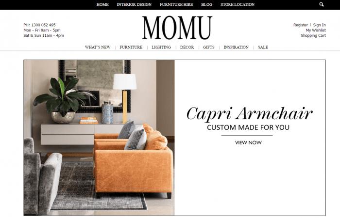 Momu Banner Design